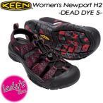 KEEN キーン Women's NEWPORT H2 x DEAD DYE ニューポート H2 x DEAD DYE 1017095 DEAD DYE 5