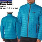 patagonia パタゴニア Men's Nano Puff Jacket メンズ ナノパフ ジャケット 84212