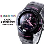 g-shock mini ��������å��ߥ� G����å� GMN-500-1B2JR black pink