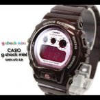 g-shock mini Gショック GMN-692-5JR brown pink