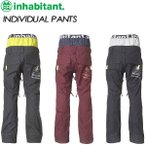 inhabitant インハビタント  INDIVIDUAL PANTS IH372OB10