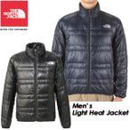 THE NORTH FACE ノースフェイス Light Heat Jacket ライトヒートジャケット ND18174 メンズ 男性用 ダウン アウトドア 登山