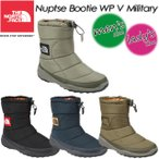 �Ρ����ե�������THE NORTH FACE  NF51681��Nuptse Bootie WP 5 MIL �̥ץ� �֡��ƥ��� �����������ץ롼�� �ߥ꥿�꡼ �˽����� �֡��� Ĺ��