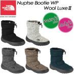 THE NORTH FACE ノースフェイス Nuptse Bootie WP Wool Luxe II ヌプシ ブーティ ウォータープルーフ ウール ラックス II 男女兼用 ブーツ NF51683