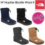 THE NORTH FACE ノースフェイス W Nuptse Bootie Wool II W ヌプシ ブーティー ウール II 女性用 レディース ブーツ 長靴 NFW51683