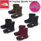 ノースフェイス ブーツ レディース THE NORTH FACE NFW51978  W ヌプシ ブーティー ウール 5 W Nuptse Bootie Wool 5