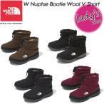 ノースフェイス ブーツ レディース THE NORTH FACE NFW51979  W ヌプシ ブーティー ウール 5 ショート W Nuptse Bootie Wool 5 Short
