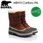 SOREL ソレル Caribou WL カリブーウール NM1481 ブーツ メンズ 男性用