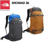 THE NORTH FACE ノースフェイス SNOMAD 26 スノーマッド26 スキー スノーボード バックカントリー バックパック NM61553