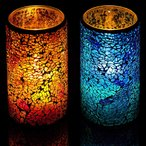 BitDesign アンティーク LED キャンドル ライト (Mサイズ 高さ:15cm) イルミネーション 電飾 クリスマス ゆらぎ