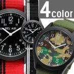 腕時計 メンズ腕時計 ミリタリーデザイン キャンバスベルト かんたん着脱ベルト クォーツ 男性用 JH32
