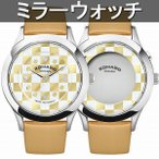 正規品 ROMAGO DESIGN腕時計 ロマゴデザイン RM052-0314ST-BEWH ファッションコード Fashioncode 成田凌着用シリーズ メンズ腕時計 送料無料