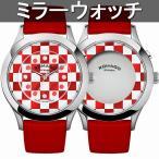正規品 ROMAGO DESIGN腕時計 ロマゴデザイン RM052-0314ST-RDWH ファッションコード Fashioncode 成田凌着用シリーズ メンズ腕時計 送料無料
