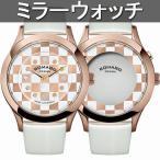 正規品 ROMAGO DESIGN腕時計 ロマゴデザイン RM052-0314ST-RGWH ファッションコード Fashioncode 成田凌着用シリーズ メンズ腕時計 送料無料