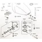 ゼファー400(ZR400C) フューエルタップASSY (フューエルコック ガソリンコック 燃料コック) 図中(51023番) 51023-1277 (51023-1166より品番統一)