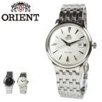 ORIENT オリエント 腕時計 時計 日本製 海外モデル AUTOMATIC メタルバンドウォッチ メンズ