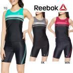 Reebok リーボック フィットネス水着 レディース セパレート水着 女性用水着 スイミング スイムウォーク フィットネス 水泳 319-908