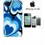 ショッピングiphone4s iphone4s iPhone4s iPhone 4s ケース ハードケース ジャケット プッチ-D 幾何学 カラフル ハート