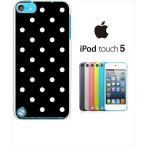 ipod touch 5 iPodTouch5 アイポッドタッチ5 ケース ハードケース カバー ジャケット シンプル ドット 水玉  a004-sslink