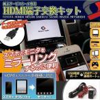 HDMI増設サービスホールキット スマホとモニタをミラーリング使い方いろいろ