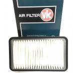 送料無料 日本製 エアクリーナー エブリィ 【 DA62V / DA62W 】 エアフィルター エアーエレメント VIC A-963