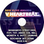 K-POP DVD/2019 V LIVE AWARDS/2019.11.16★GOT7 MONSTA X MAMAMOO 他/LIVE コンサート KPOP DVD