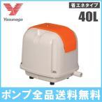 安永 エアーポンプ 浄化槽 ブロアー ブロワー AP-40P 電動ポンプ 浄化槽ポンプ