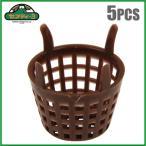 セフティ3 肥料容器 小 5セット 花 堆肥 腐葉土 園芸用品 ガーデニング 雑貨 プランター