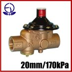 ベン 水道用減圧弁 RD50SHN-F 20mm/170kPa [簡易 温水ボイラ 電気温水器 水道 蛇口 部品]