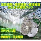 スイデン 循環扇 農業用空気循環機 SHC-35C-1 100V [農業資材 ビニールハウス ビニール温室 防虫ネット 農業機械]