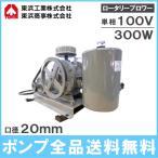 東浜 ロータリーブロワー FD-250S 単相100V [トウヒン ブロアー 浄化槽 ブロワー エアーポンプ ポンプ 排水処理槽 エアポンプ]