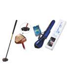 パークゴルフクラブ HATACHI ハタチ パーシモン3点セット PGスタートセット PH2611 パークゴルフ用品