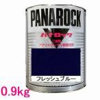自動車塗料 ロックペイント 088-0071  パナロック フレッシュブルー 主剤 0.9kg