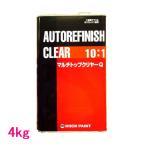自動車塗料 ロックペイント 150-1150 マルチトップクリヤーQR(標準) 主剤 4kg(硬化剤別売)