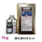 自動車塗料  ロックペイント 149-6245 エコロックハイパークリヤーSW 硬化剤付セット 1kg