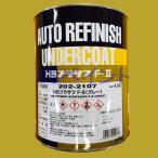 ロックペイント 202-2107 HBプラサフF.II(グレー) 主剤 4.5kg (硬化剤別売)