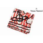 ハンカチ プレゼント 女性 レディース ブランド ヴィヴィアン ウエストウッド 1枚 Vivienne Westwood レッド 赤 ブラック 黒 ハート オーブ 婦人