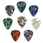 Fender Premium Colored ギターピック 351【ピック10枚以上ご購入で送料無料】