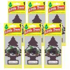 Little Trees リトルツリー Blackberry Clove ブラックベリークローブ 6枚 並行輸入品