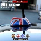 MINI R55/R56 クラブマン/クーパー アンテナベースパネル / 外装 カスタム パーツ セカンドステージ 日本製