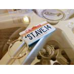 St.Ave. CALIFORNIA License Plate IG ID Key Chainキーホルダー