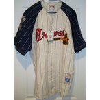 "Hank Aaron ""Home Run King 715"" signed auto PSA/DNA Braves jersey autographed HOF"