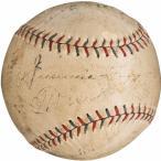 Ty Cobb Jimmie Foxx Tris Speaker 1928 Athletics Te