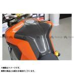 SSK MT-09/MT-09ABS 14-用タンクパッド ドライカーボン 仕様:綾織り艶あり MT-09/MT-09ABS