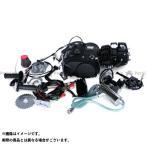 田中商会 ステルスブラック エンジンキット124ccオールキット付 モンキー、カブ