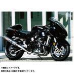 STRIKER RACING CONCEPT チタンフルエキゾースト サイレンサー:チタンヒートカラー GSX1300R 隼