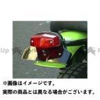 OSCAR テールランプセット(黒ゲル) 仕様:ルーカス 250TR