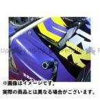 R&G クラッシュプロテクター カラー:ブラック VFR400