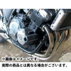 R&G クラッシュプロテクター(ブラック) CB400SF
