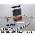 ACパフォーマンスライン フロントブレーキホース ホースカラー:クリア XJR1300 STD/SP